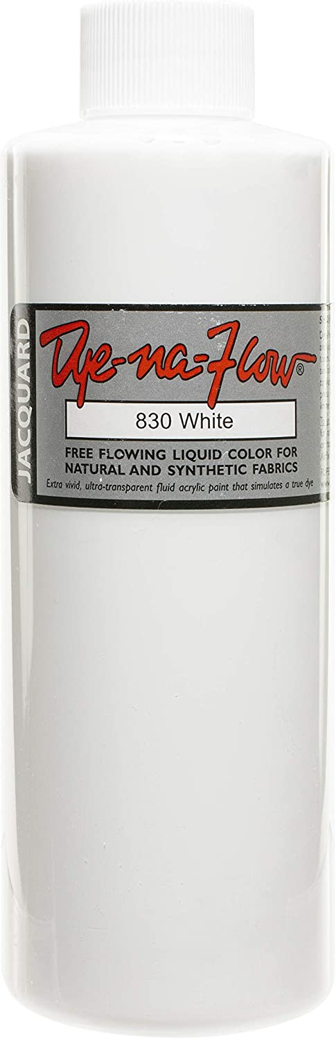 Jacquard Products Jacquard Dye-Na-Flow Liquid Color 8oz-White