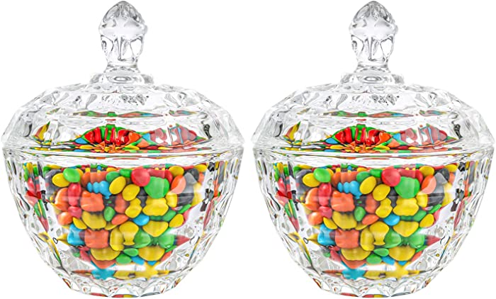 The Best Candy Jar For Office Desk Glass
