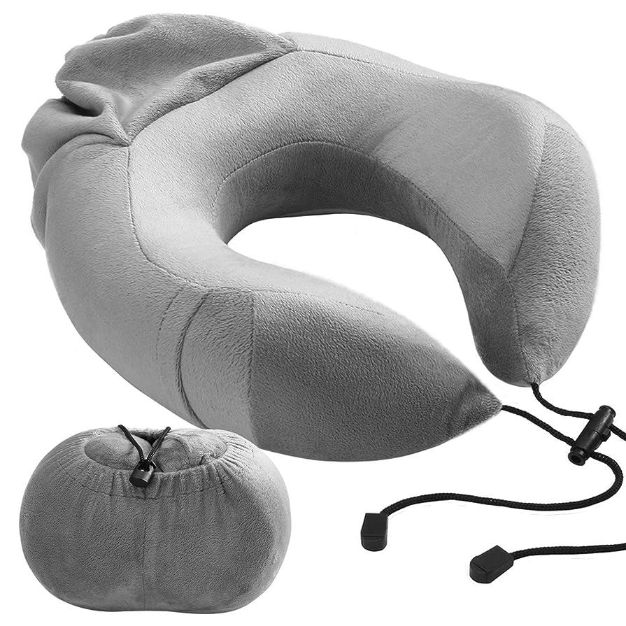 ラグ喉頭乏しいYOOVV 昼寝 枕 低反発枕 ネックピロー 携帯枕 お昼寝枕 ネックパッド 健康クッション うつぶせ オフィス 旅行 飛行機 五色【二年間以内交換可能】 …