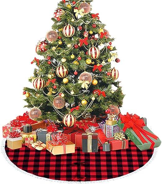 Tenrany Home Falda de Árbol de Navidad, Grande Christmas Tree ...