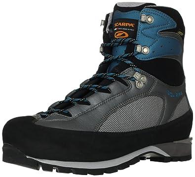 Men's Outdoor Professional Hiking Boots Color Grey Size 41 M EU