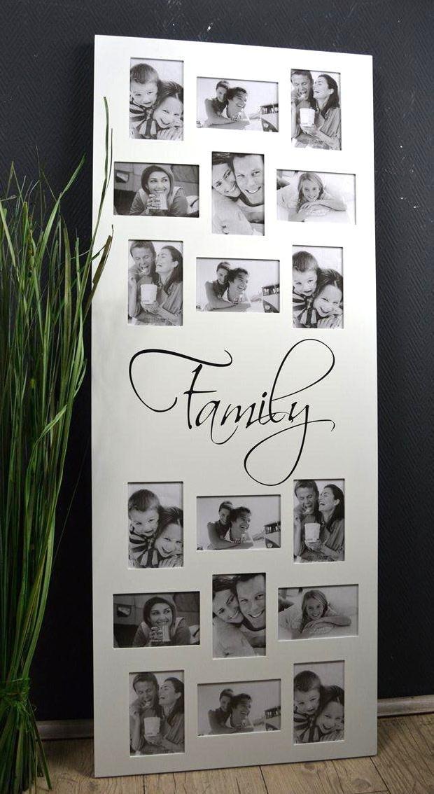 Großartig Große Familie Bilderrahmen Bilder - Benutzerdefinierte ...