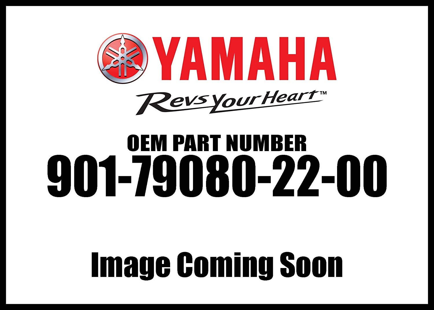 Yamaha 90179-08022-00 Nut; 901790802200 Made by Yamaha