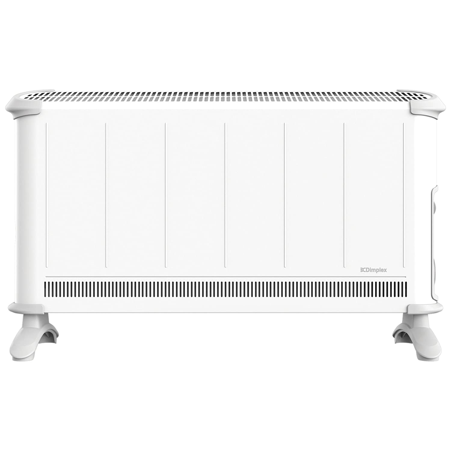 Dimplex Convector with Thermostat Choice of Heat Settings and Timer, 3 Kilowatt, White 403TSTI