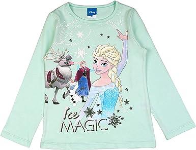 Frozen Haut Bleu Disney Filles Reine des Neiges