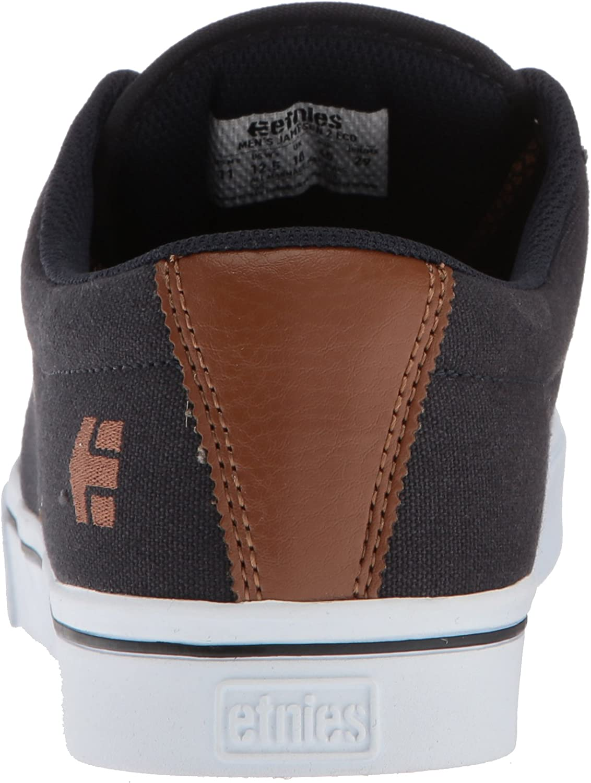 Etnies Jameson 2 Eco 1, Chaussures de Skateboard Homme Bleu Navy Tan White 467