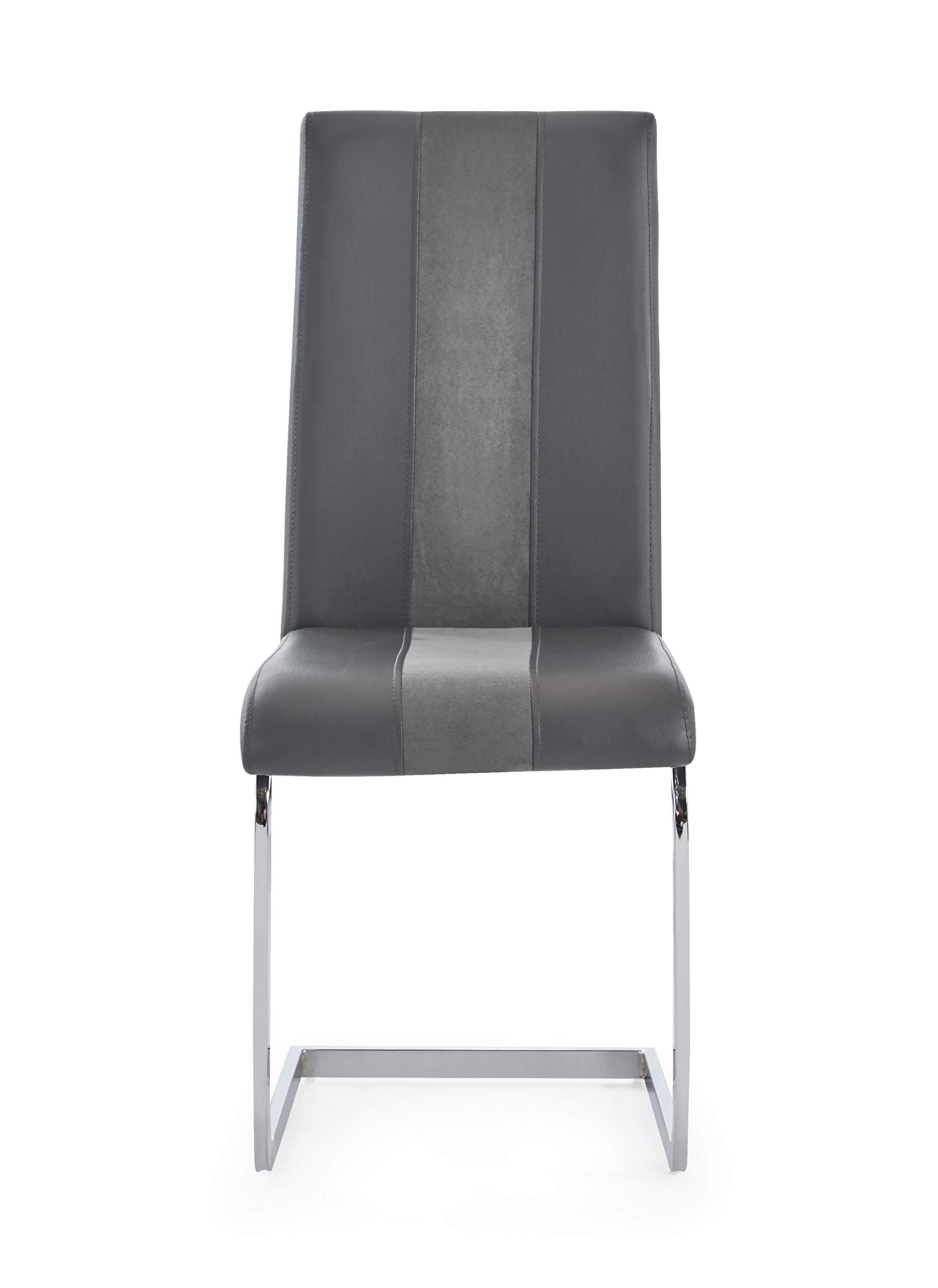 Global Furniture USA D915DC Global Furniture Chair Grey