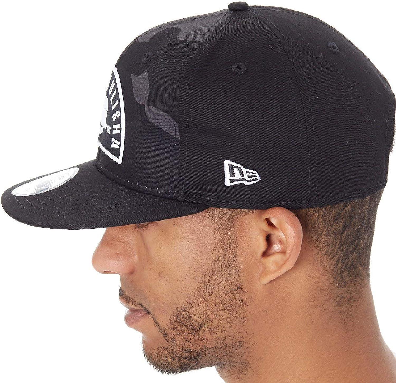 Metal Mulisha x New Era Men/'s Dusk Snapback Hat Black Headwear Baseball Cap