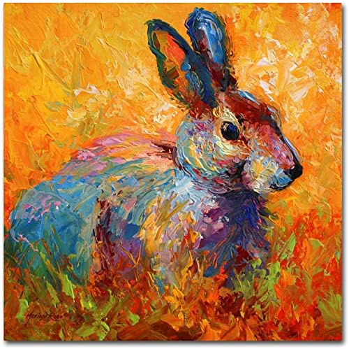 Bunny IV Canvas Wall Art
