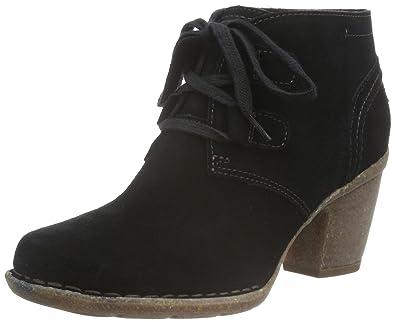 55e730a5068943 Clarks Carleta Lyon, Bottes Classiques Femme: Amazon.fr: Chaussures ...