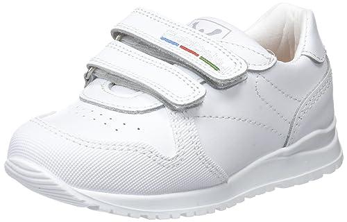 Pablosky 267902, Zapatillas para Niños, Blanco, 34 EU