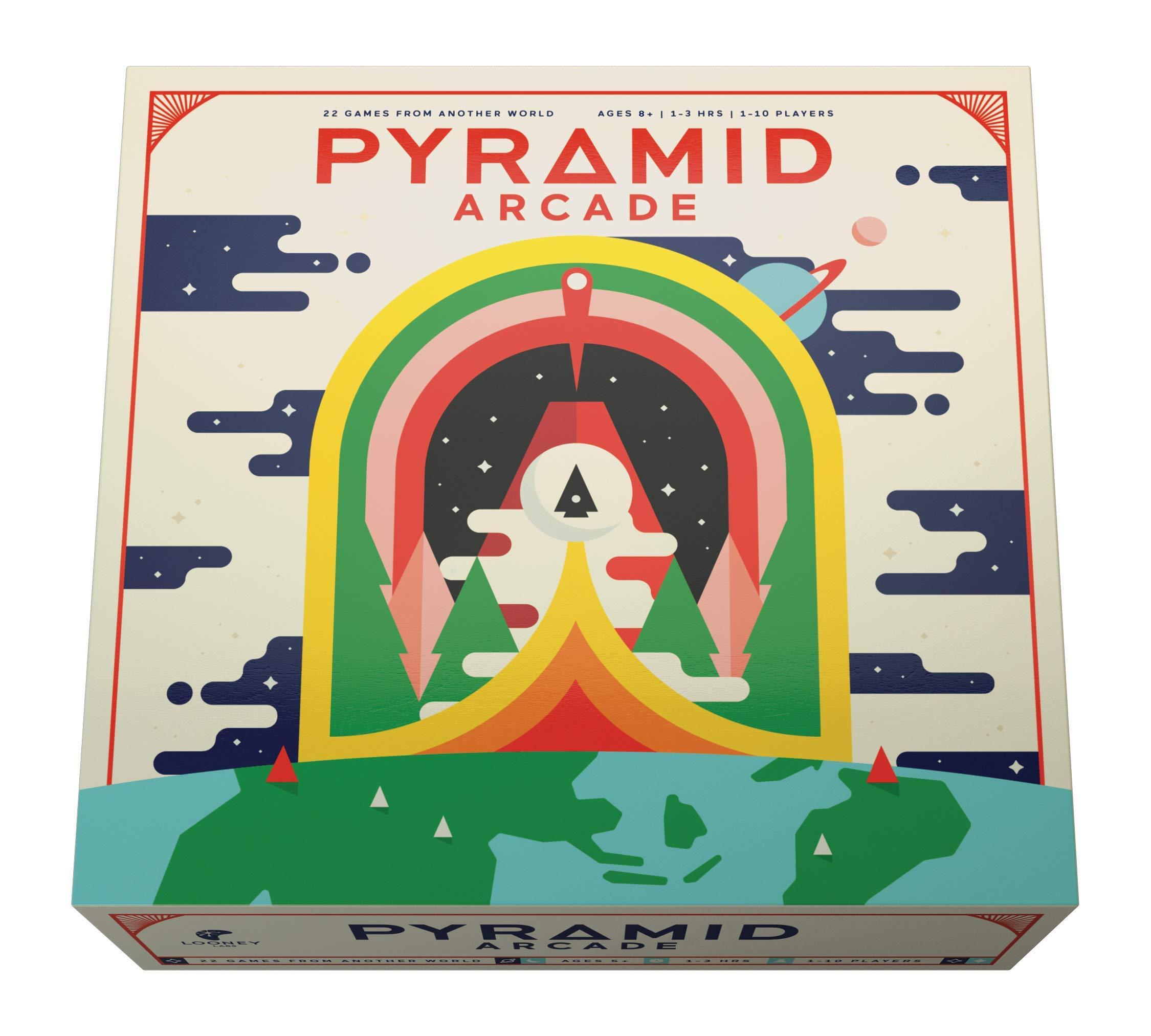 Juego de mesa Pyramid Arcade