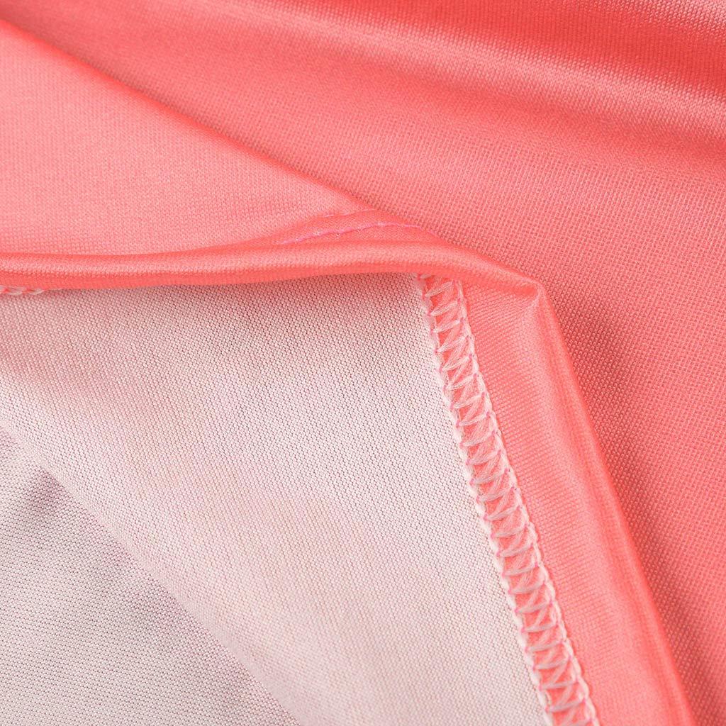 Toimoth Womens Long Camis Dress Spaghetti Strap Sleeveless Gradient Tie Dye Beach Sundress
