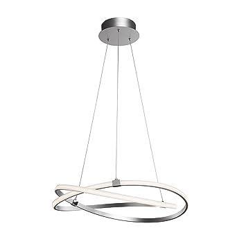 Mantra lámpara de techo, silver/cromo: Amazon.es: Iluminación