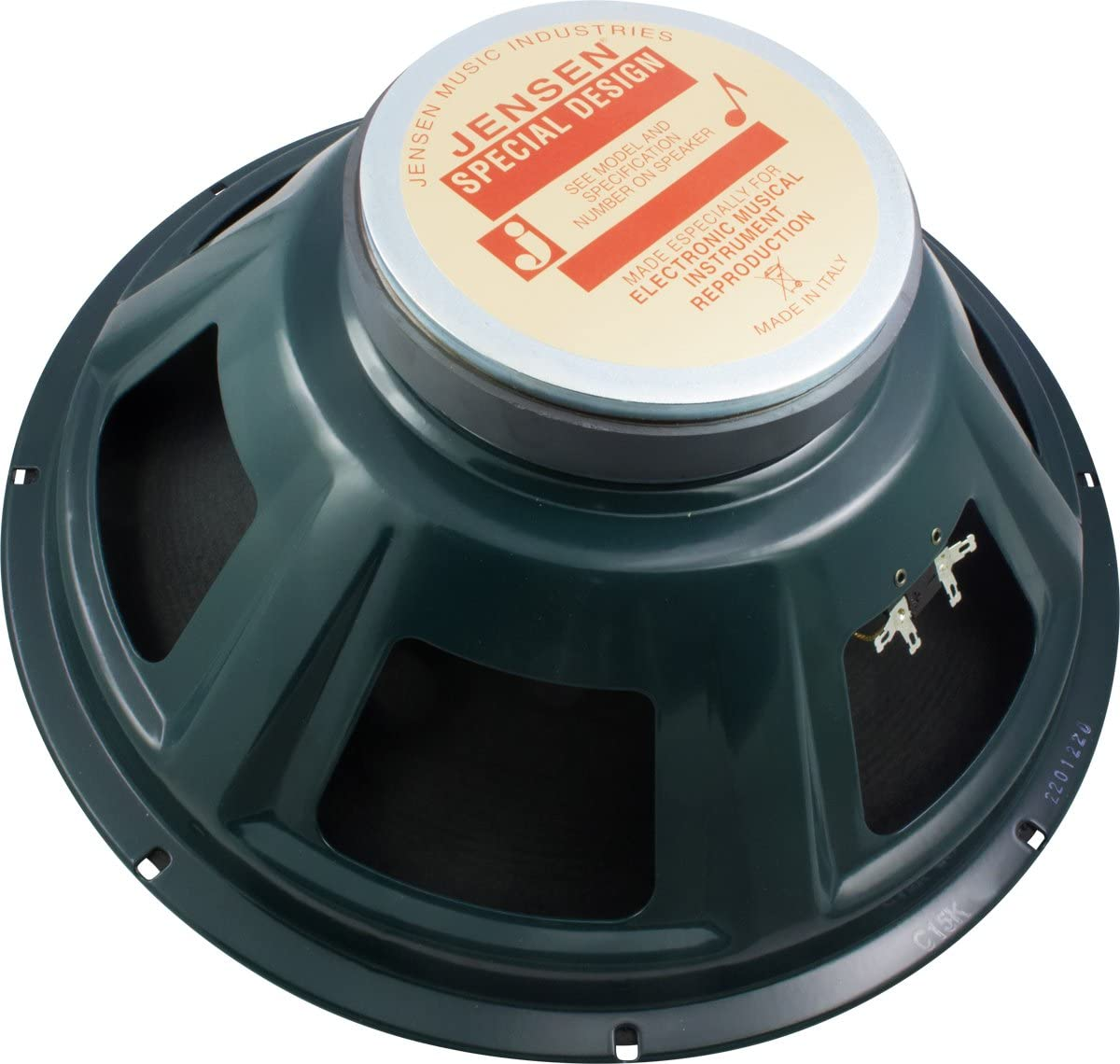 Jensen Speaker Green C15K8 15-Inch Classic Discount mail order