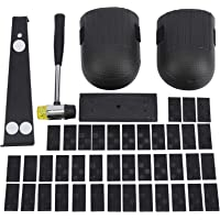 Artilife Laminate Wood Flooring Installation Kit with Ruber Hammer, 40Pcs Spacers, Heavy Duty Pull Bar, Tapping Block…