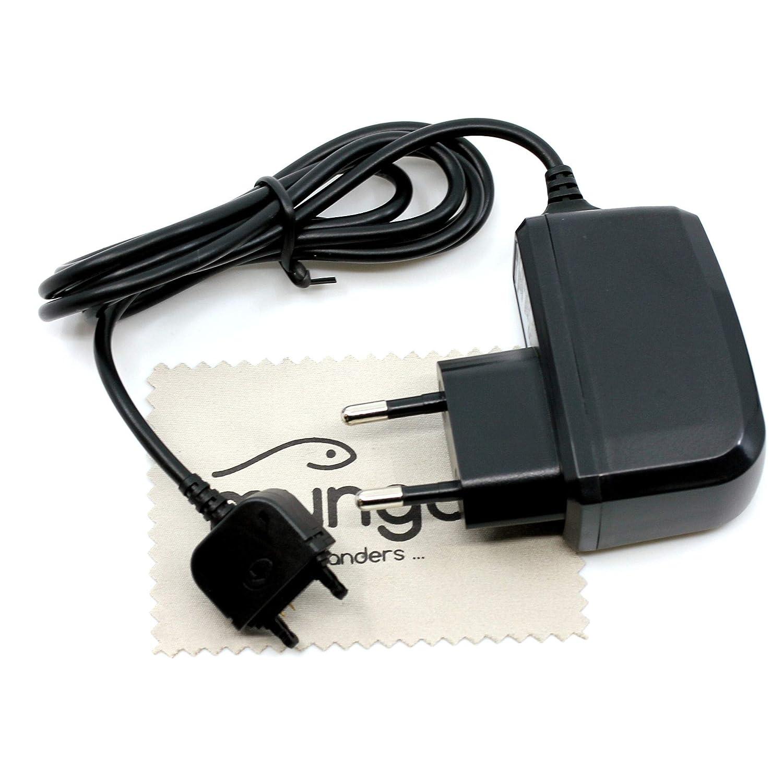 mungoo mach mal anders ... Cargador para Sony Ericsson W200i, W205i, W300i, W302i, W350i, W380i, W395i, W508i, W550i, W580i, W595i, W610i, W660i, ...