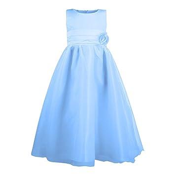 Katara niña de las flores, vestido de noche para niños de 2-3 años