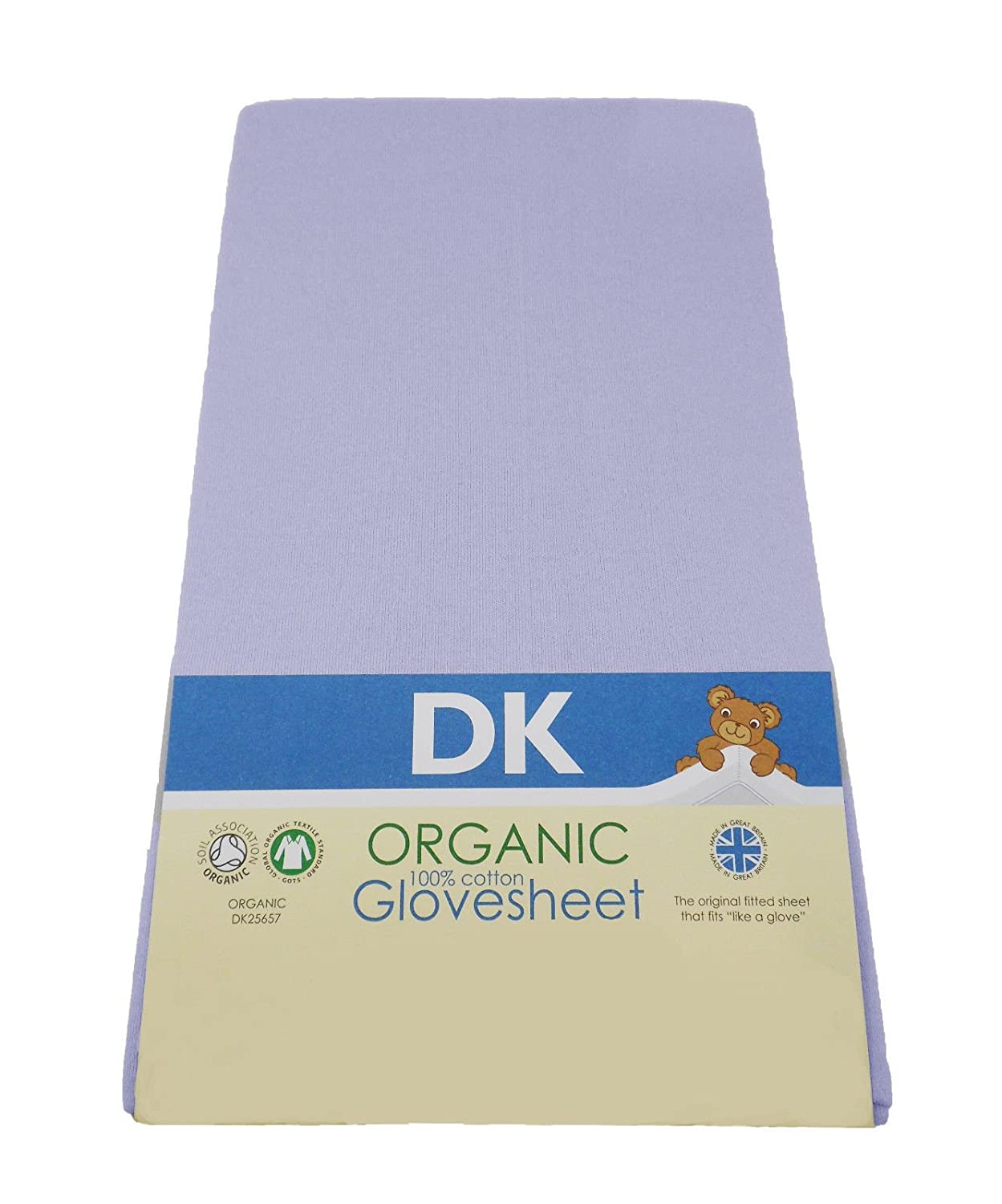 Spacesaver Cot Fitted Sheets 100/% Cotton 100cm x 52cm 1x White 1x Pink