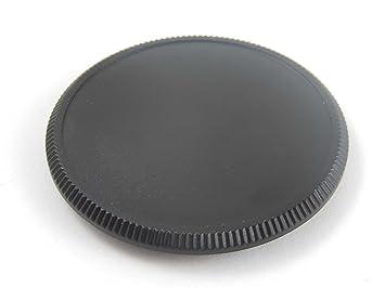 Zenit vhbw Objektiv Deckel Cap Abdeckung schwarz M42-Bajonett f/ür Exakta Zeiss Praktica Pentax Fujica