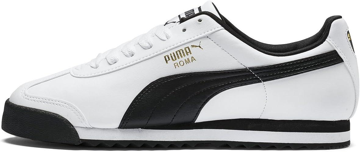 PUMA Men's Roma Basic Low-Top Sneakers