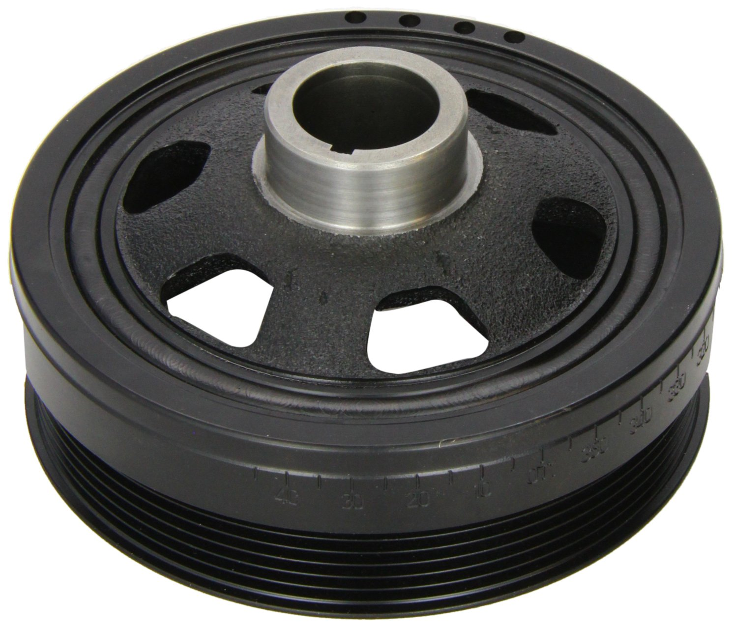 BGA DP0363 Crankshaft Pulley B G Automotive Ltd.