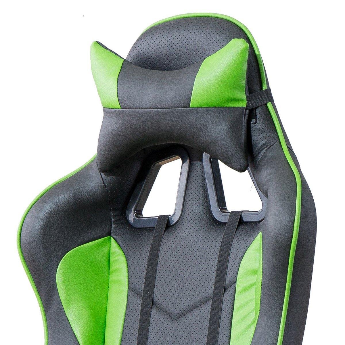 Delman Gaming Stuhl Bürostuhl Racing Stuhl Schreibtischstuhl