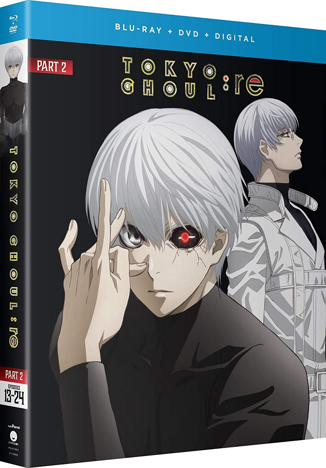 Tokyo Ghoul:re - Part 2 [Blu-ray]
