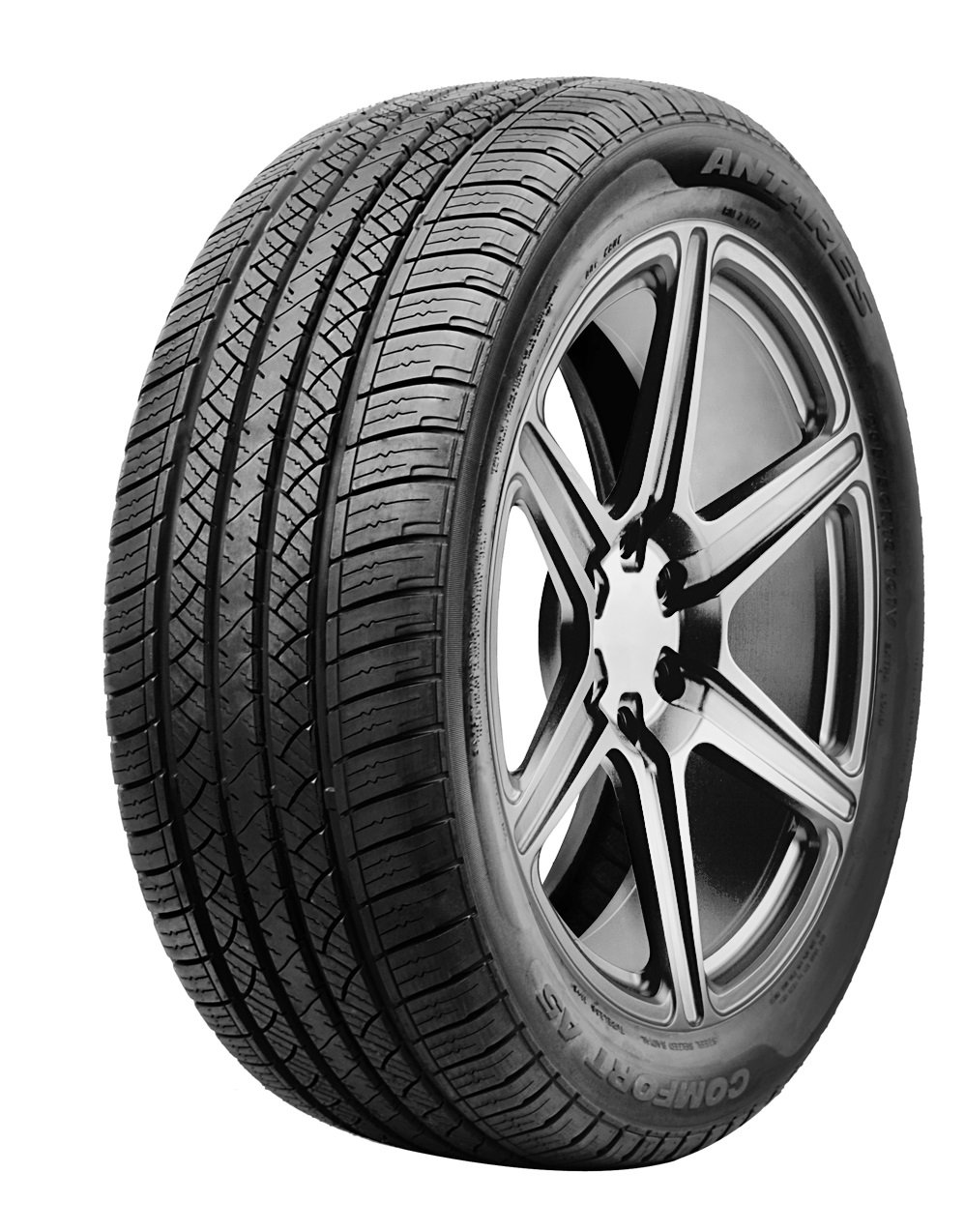 Antares COMFORT A5 All-Season Radial Tire - 235/55R19 101V