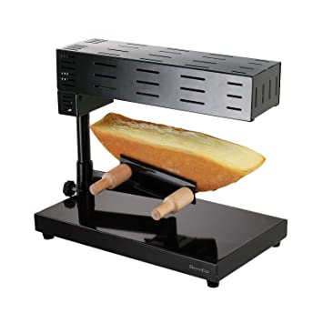 Raclette Horno para todo un pieza Queso Raclette parrilla ...