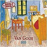 ゴッホ[2020年 カレンダー]アートカレンダー 壁掛け/VAN GOGH
