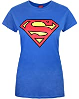 Official Superman Shield Logo Women's T-Shirt