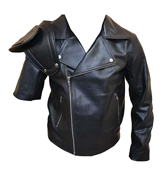 Amazon.com: southbeachleather Mad Max Road Warrior chamarra ...