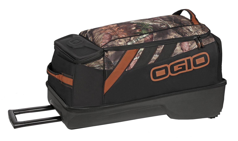 Ogio 121013 Mossy Oak Adrenaline Wheeled Bag, Break-Up Country