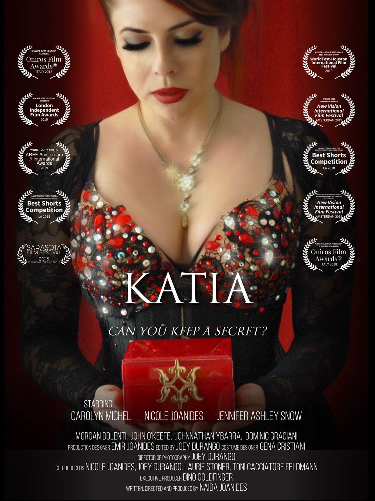 Katia on Amazon Prime Video UK