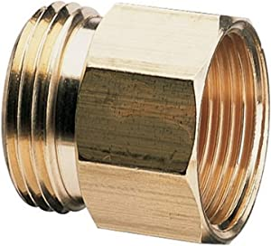 Nelson 50577 Industrial Brass Hose & Pipe Fittings for 3/4 Inch