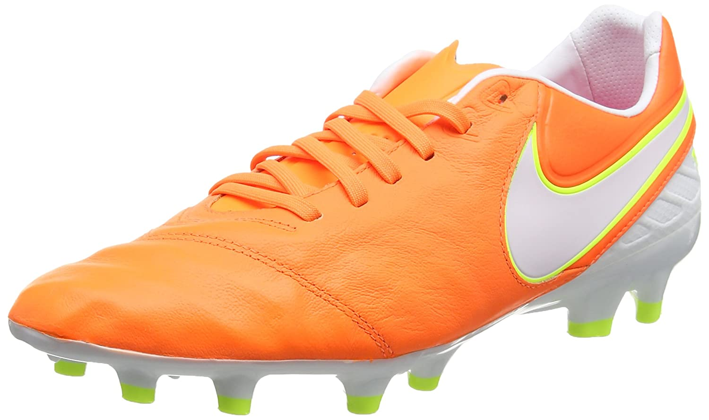 brand new a7cdf 80712 Amazon.com | Nike Tiempo Legacy 2 FG Tart/White/Volt/Hyper ...
