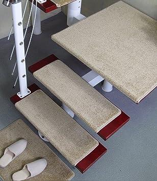 Amazon De Treppen Teppich Treppe Stufenmatten 5er Sparset Jane