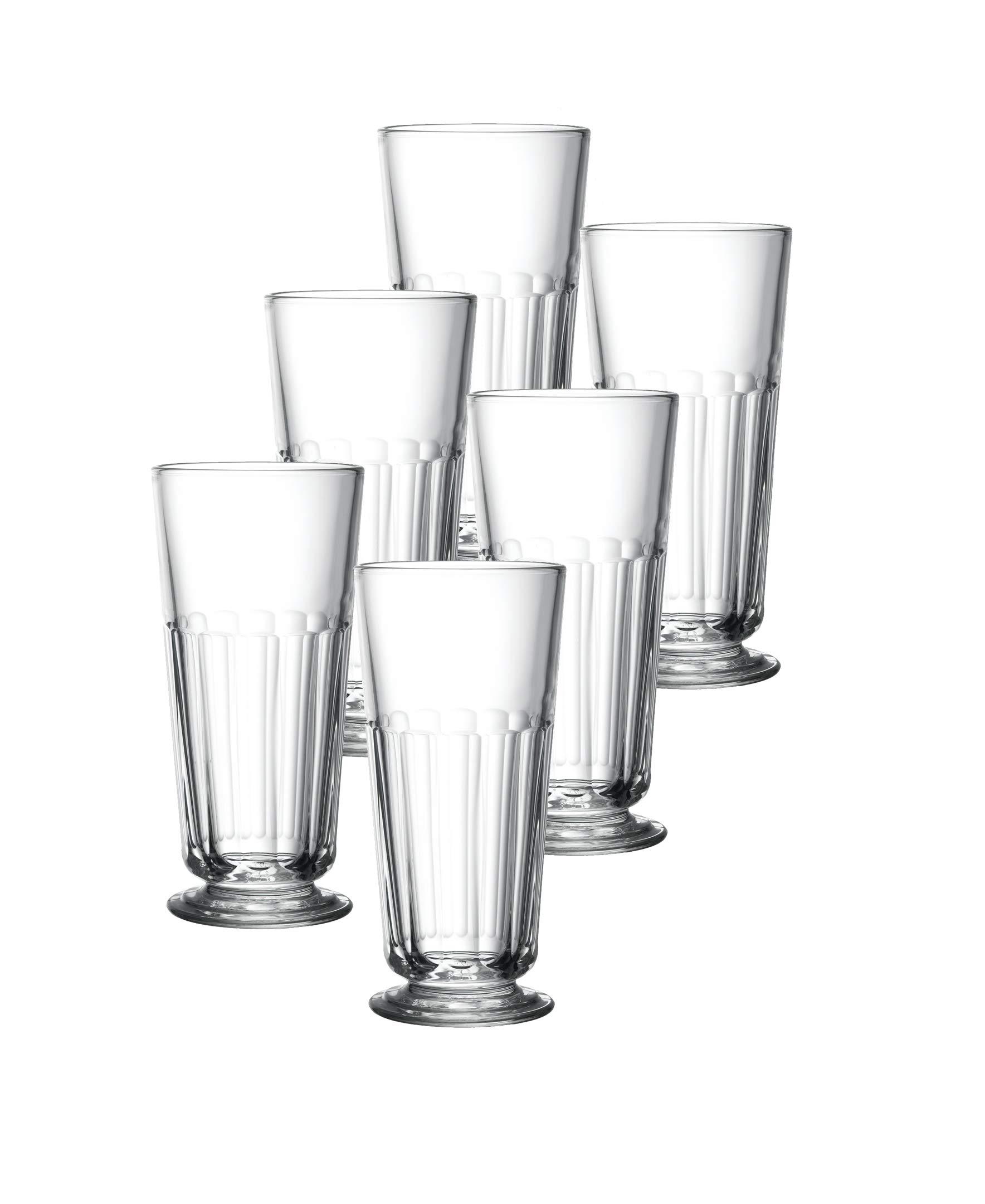 La Rochere Set Of 6, 13.5-ounce Perigord Long Drink Glasses