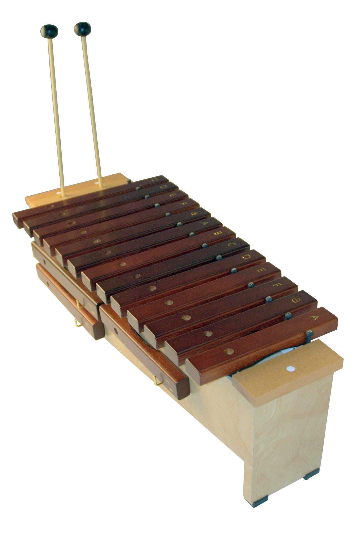 Suzuki Musical Instrument Corporation SX-200 Soprano Xylophone by Suzuki Music