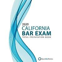 2020 California Bar Exam Total Preparation Book
