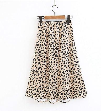 Availcx-Sexy Long Skirt Falda de Gasa de Playa de Verano para ...