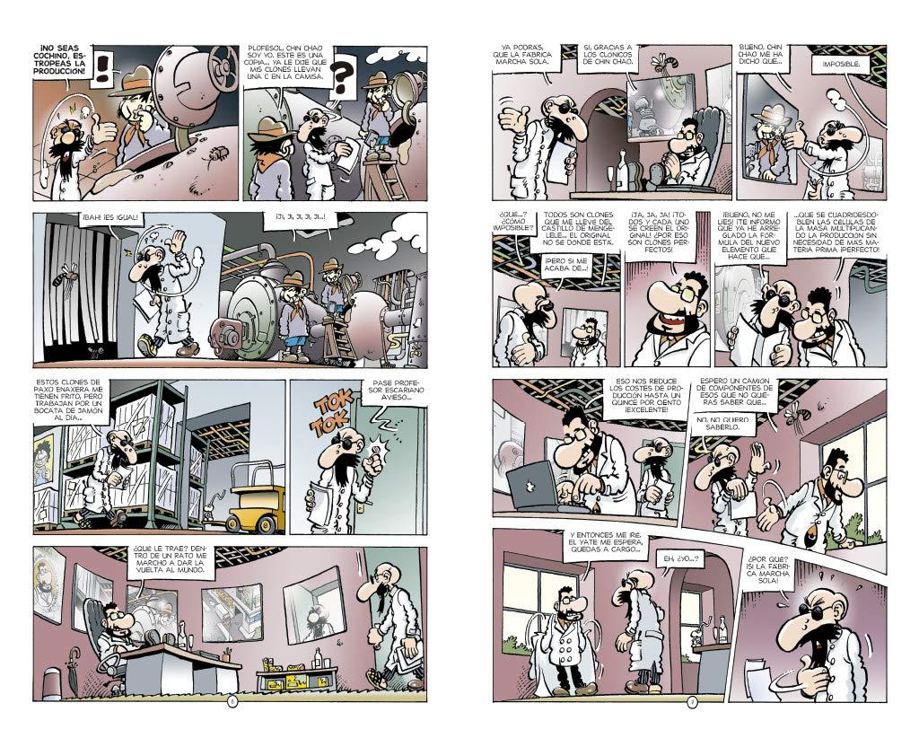 Superlópez XXL (Magos del Humor Superlópez 189): Amazon.es ...