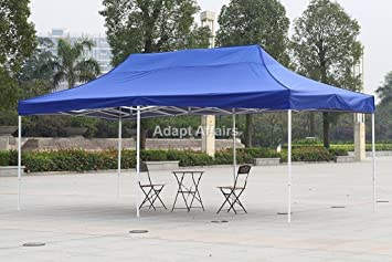 Portable Gazebo tent / Canopy Tent 10 x 20 ft / 3 x 6 m ( & Portable Gazebo tent / Canopy Tent 10 x 20 ft / 3 x 6 m ( Heavy ...