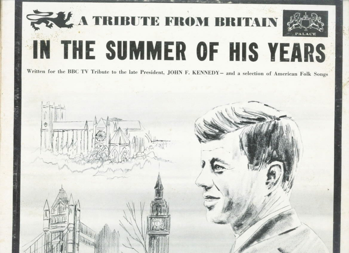 A Tribute From Britain - In the Summer of His Years