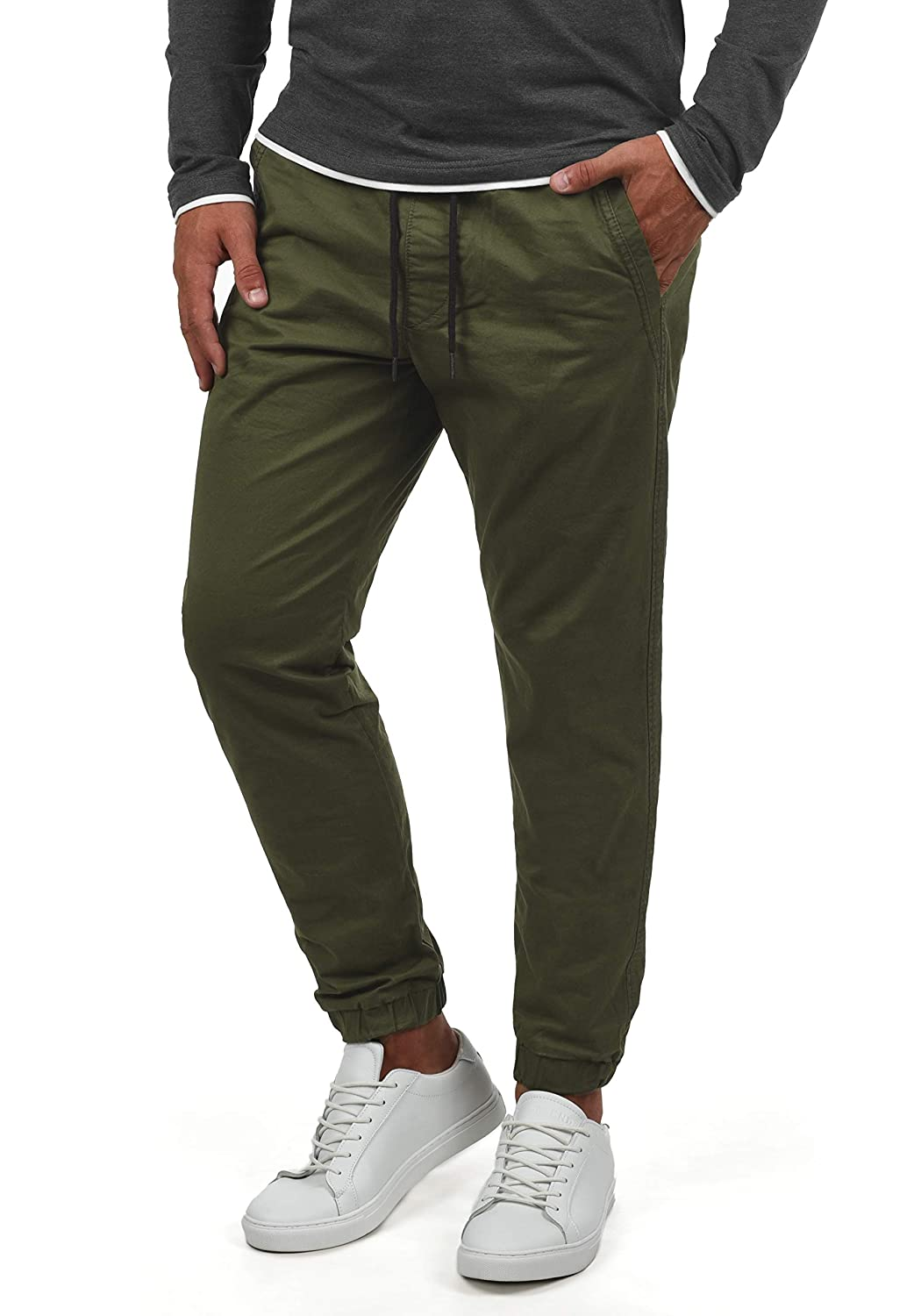 JACK & JONES Uctar - Pantalon Chino clásico
