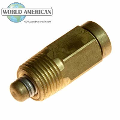 World American WAKN31400 Pop Off Valve: Automotive