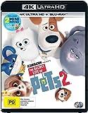 The Secret Life of Pets 2 [2 Disc] (4K Ultra HD + Blu-ray)