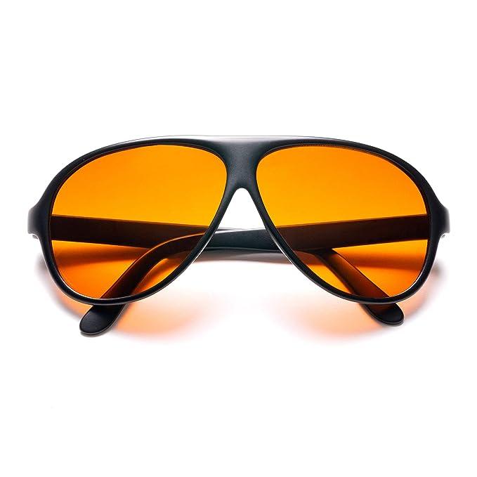 Blublocker Gafas de sol de nylon oficiales Grande Negro