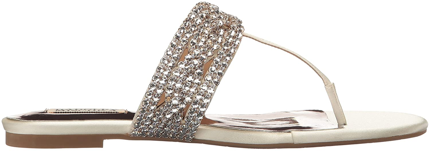 Amazon Badgley Mischka Women s Trent Dress Sandal